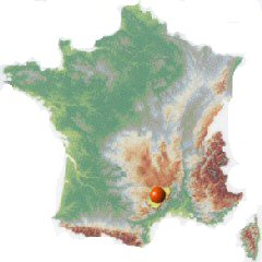 Sud Massif Central - r�gion parc national des C�vennes